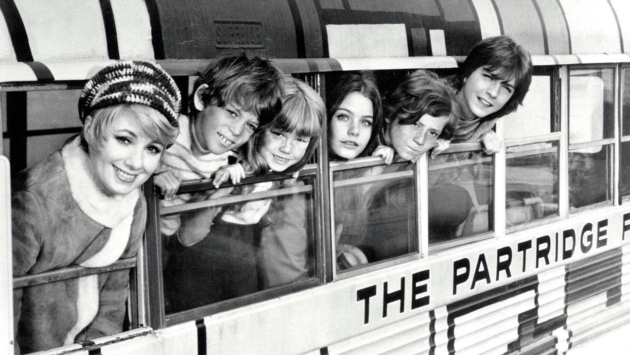 Hollywood Flashback: 50 Years Ago, America Loved 'The Partridge Family'
