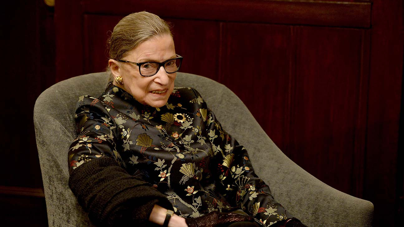 Justice Ruth Bader Ginsburg's Legacy Lives on in New Documentary Trailer