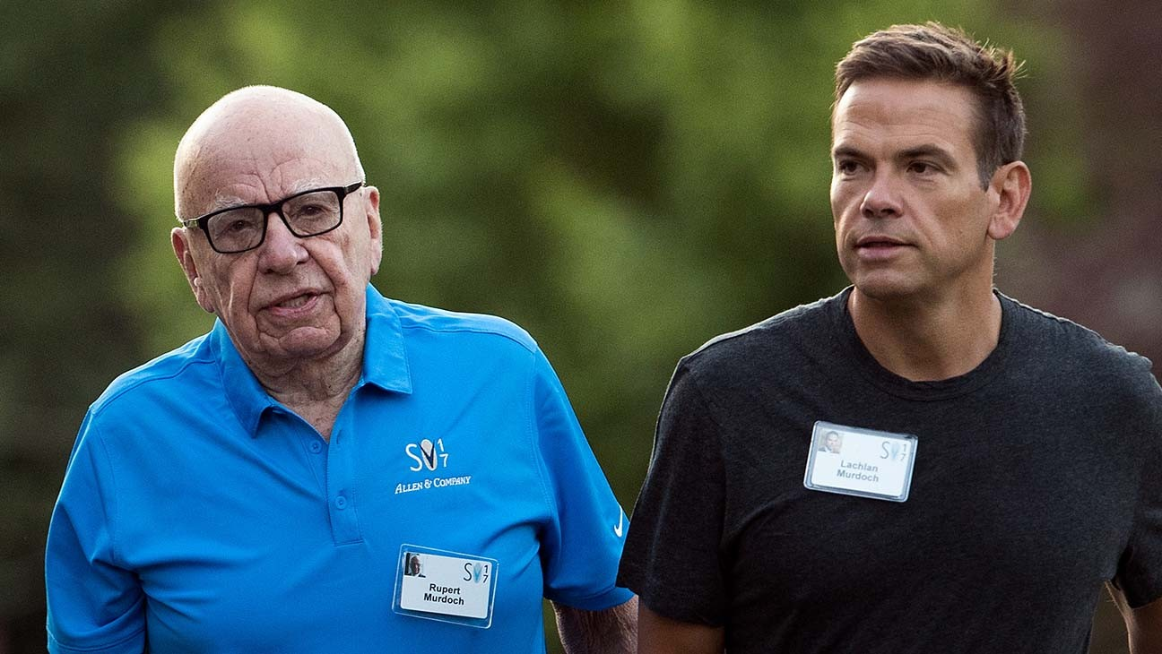 News Corp, Google Agree to Landmark Deal to Pay for News