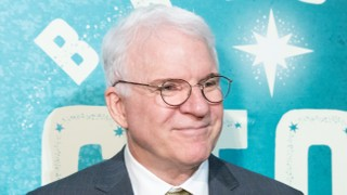 Steve Martin Celebrates His COVID- 19 Vaccination By Reminding Fans He's Old