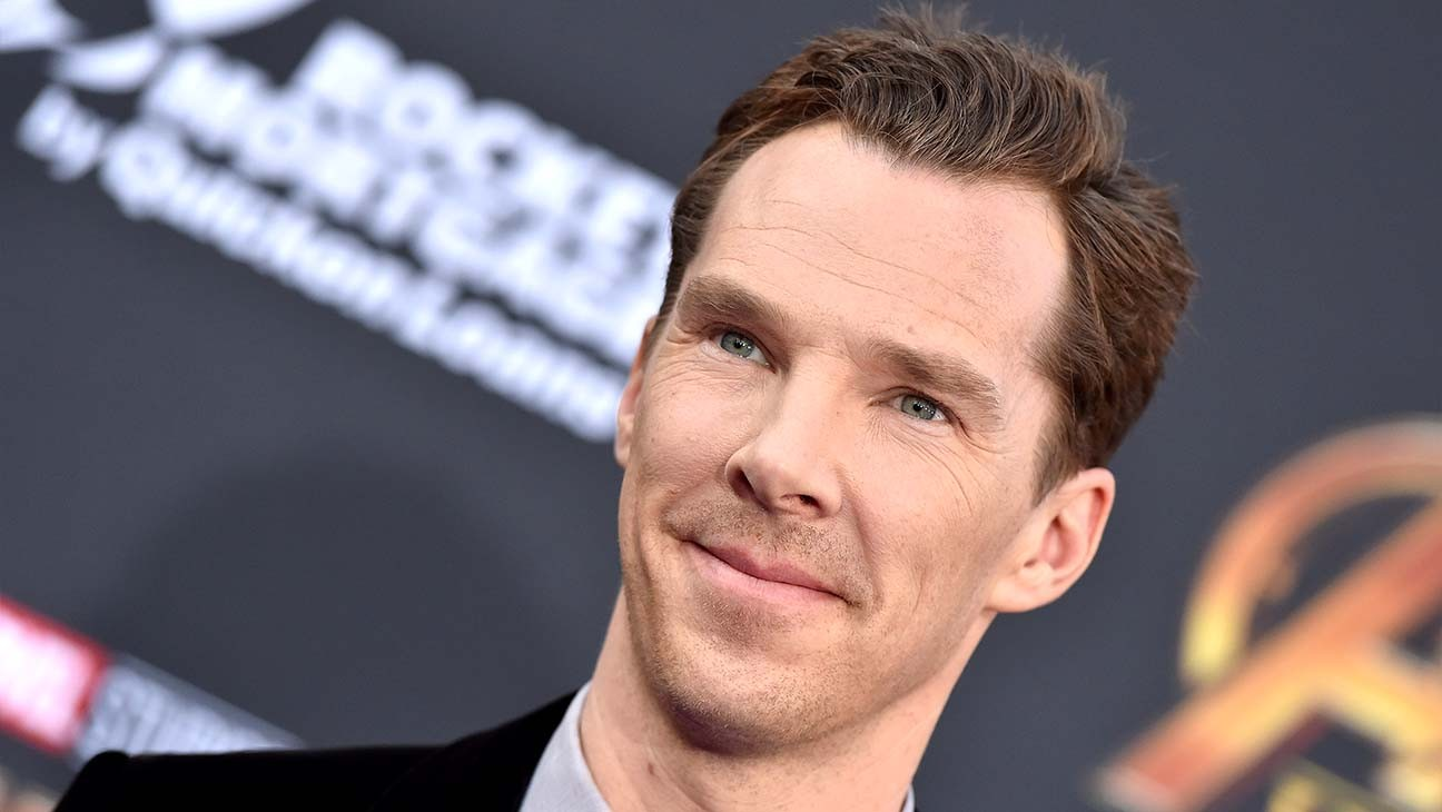 Benedict Cumberbatch Taking '39 Steps'