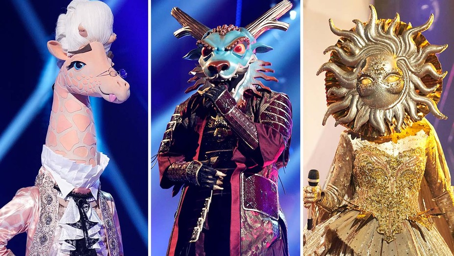 The Masked Singer First Unmasked Season Celeb On Pandemic Precautions And A Lack Of Audience Hollywood Reporter