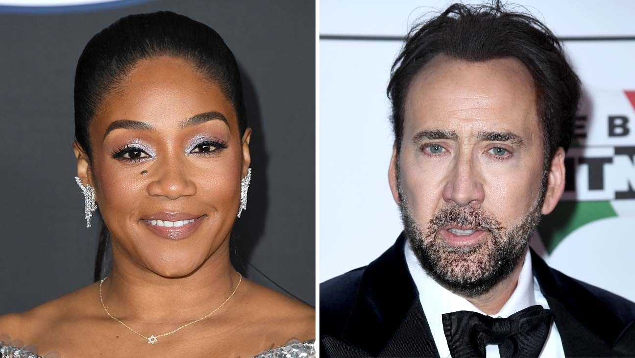 Tiffany Haddish Joins Nicolas Cage in 'The Unbearable Weight of Massive Talent'