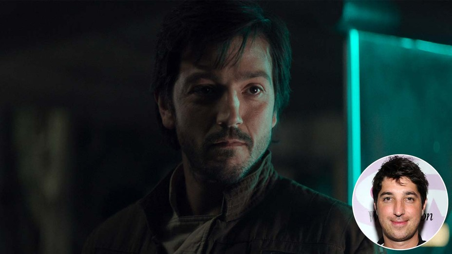 Diego Luna in Rogue One: A Star Wars Story -TV director Toby Haynes- Inset