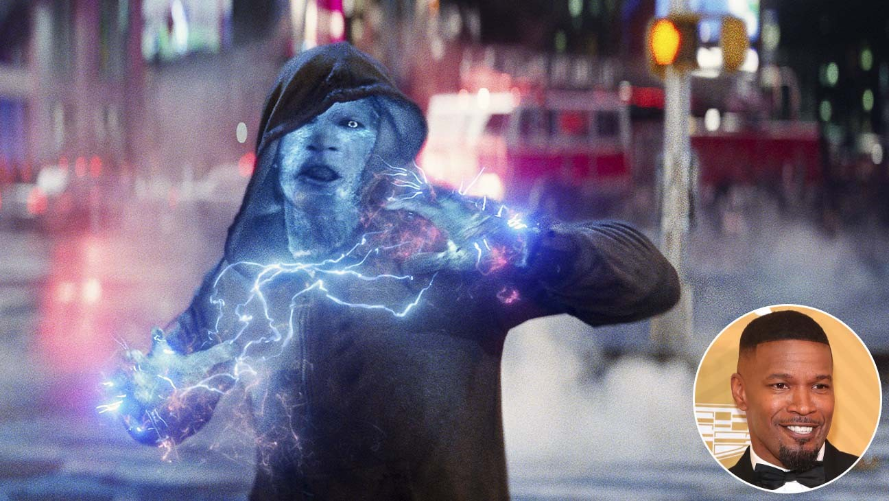 'Spider-Man 3' Jolt: Jamie Foxx Returning as Electro (Exclusive)