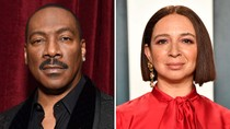 Eddie Murphy, Maya Rudolph Win Comedy Guest Acting Emmys for 'SNL' Roles