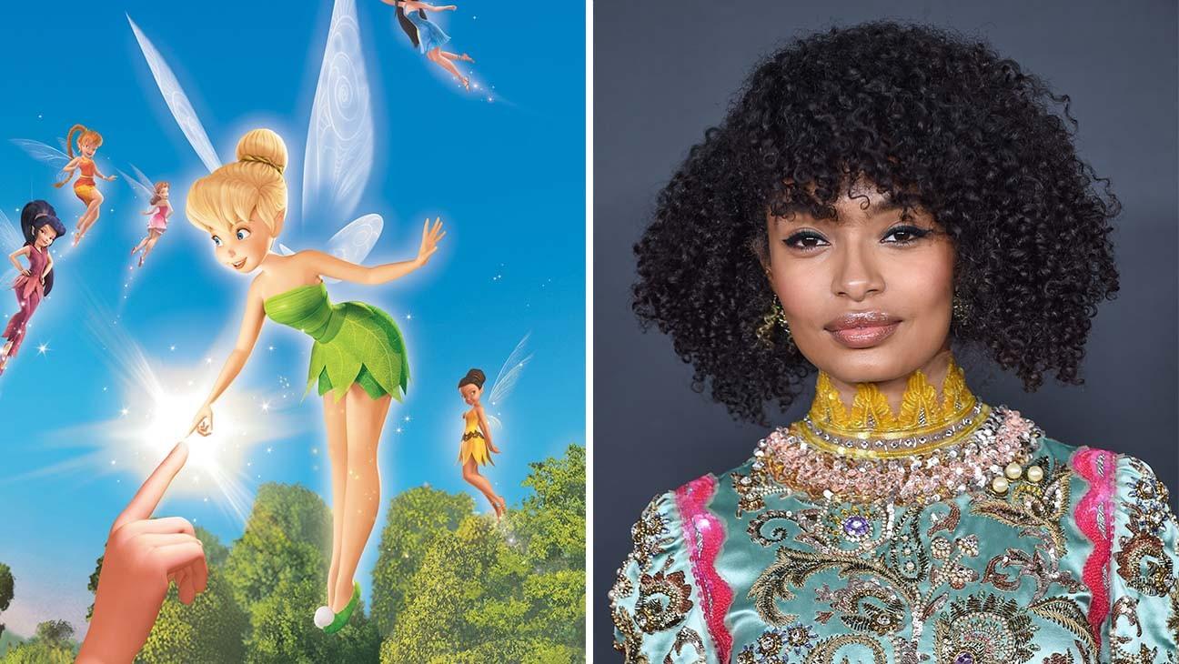 Yara Shahidi to Play Tinkerbell in Disney's Live-Action 'Peter Pan'