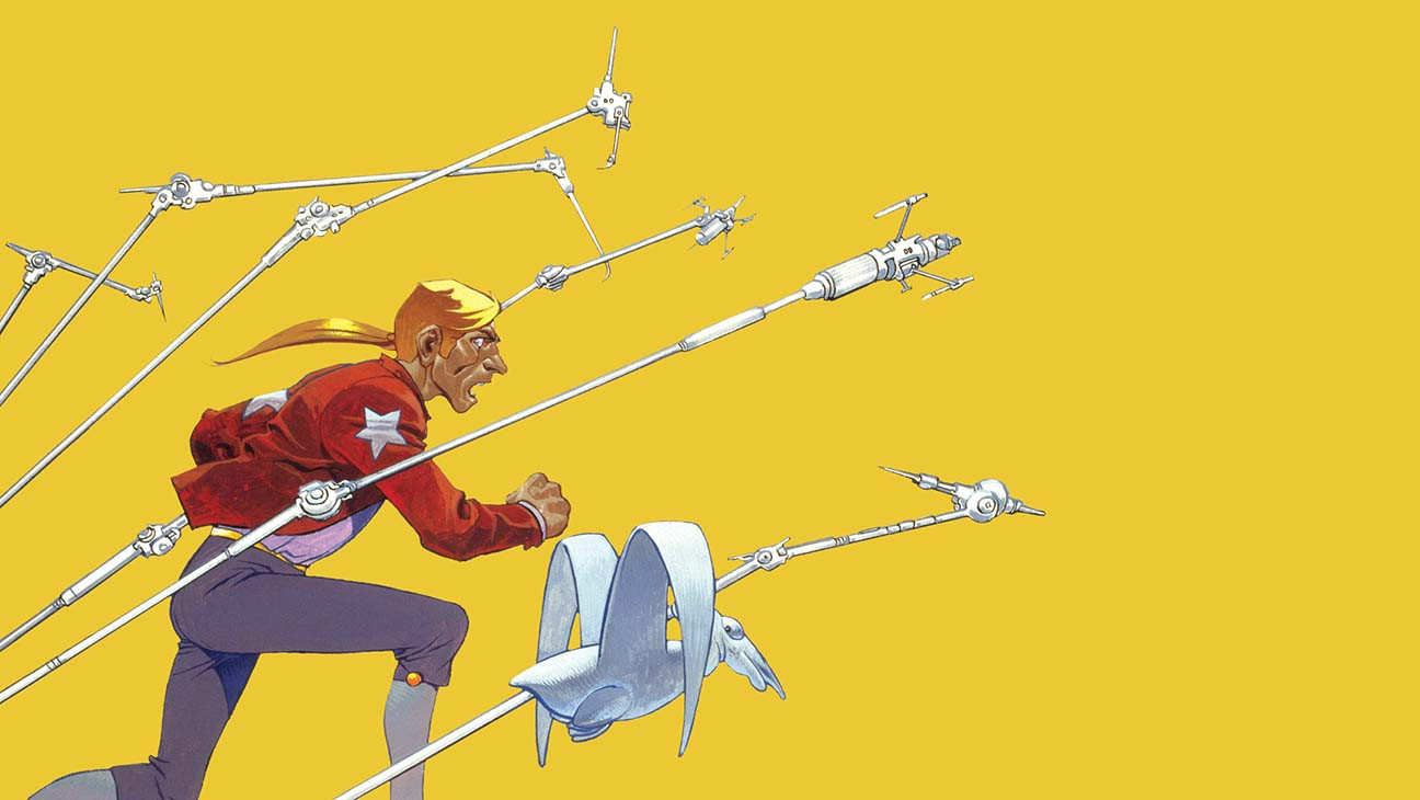 'The Incal' Celebrates 40 Years with New Edition