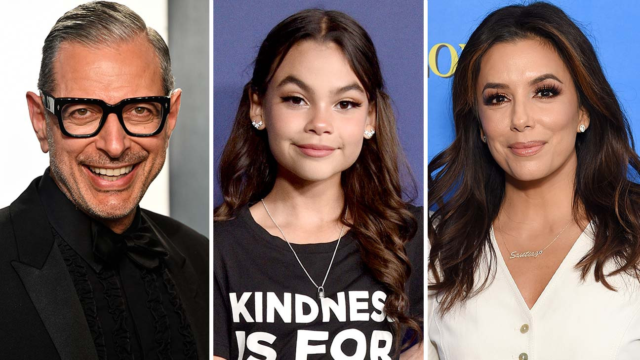 Jeff Goldblum, Ariana Greenblatt, Eva Longoria Join 'The Boss Baby: Family Business'
