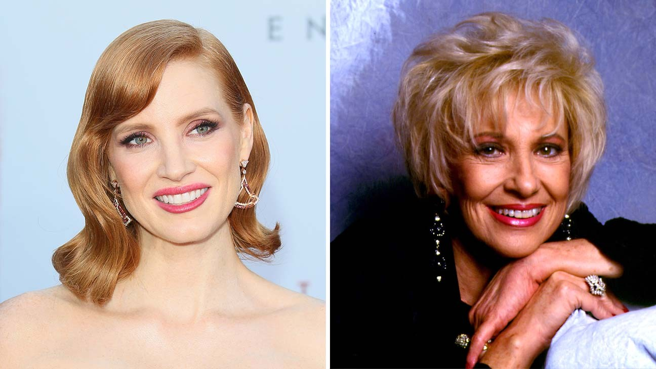Jessica Chastain to Play Tammy Wynette in Spectrum/Paramount Network Miniseries