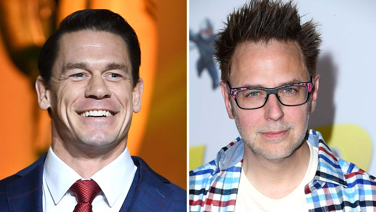 John Cena, James Gunn Tackling 'Peacemaker' Series for HBO Max, DC