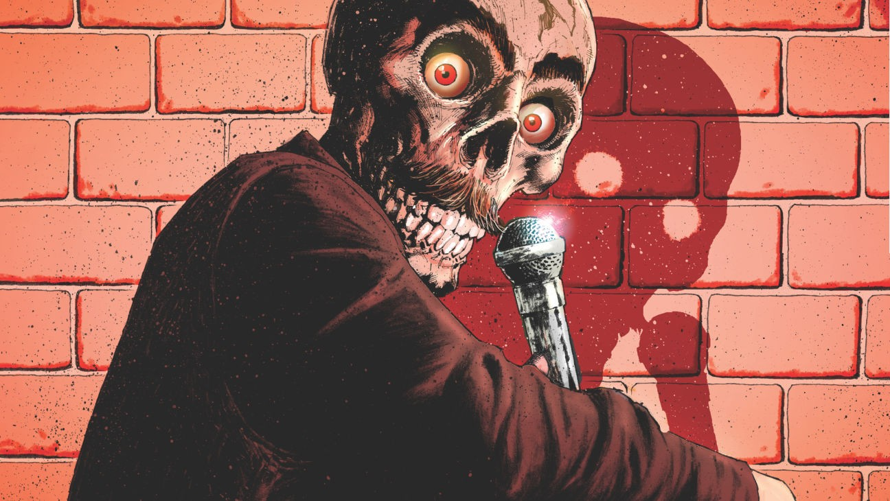 How 'Knock 'Em Dead' Brings Horror to Stand-Up Comedy