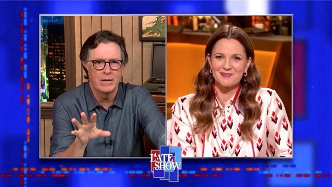 """Drew Barrymore on Debuting a Talk Show Amid a Pandemic: """"I Think Laughter Is Medicine"""""""