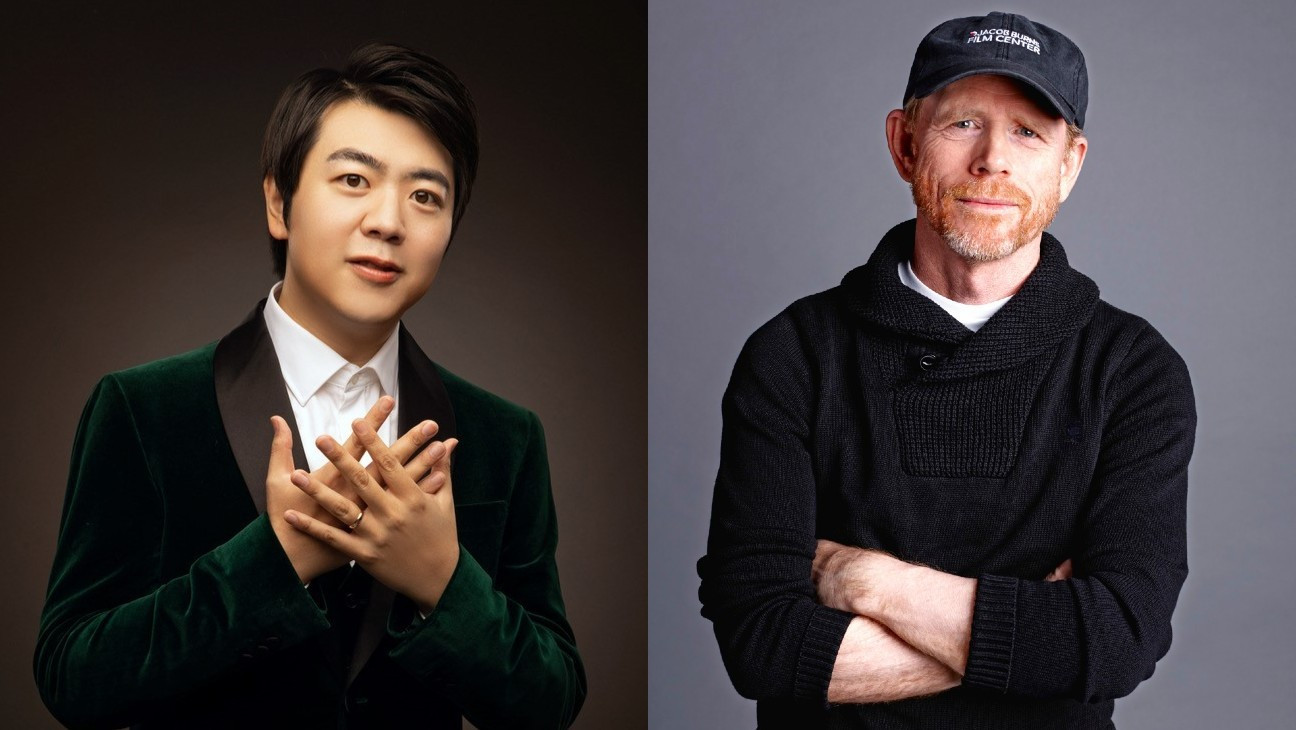 Ron Howard to Direct Lang Lang Biopic