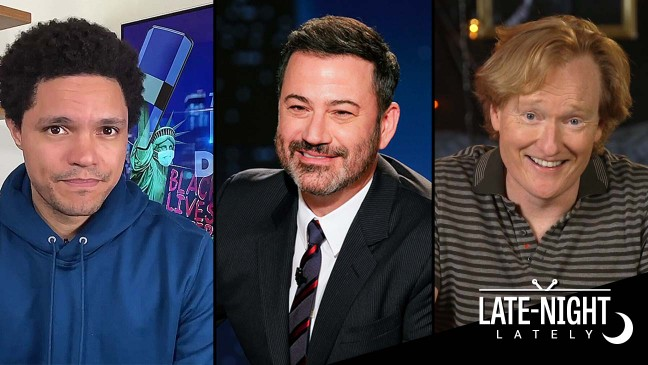 Late Night Lately: Hosts Wrap Up Emmys Week