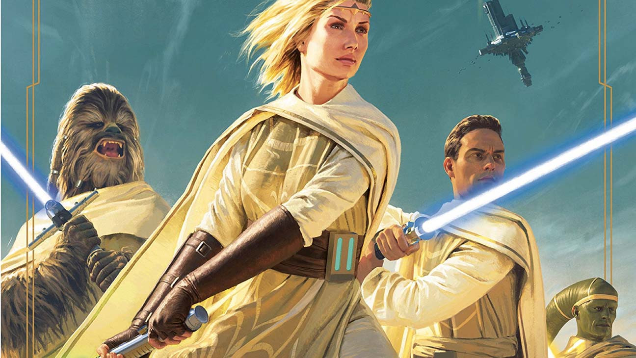 How 'Light of the Jedi' Kicks Off 'Star Wars: The High Republic'
