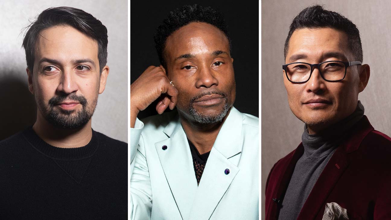 """Lin-Manuel Miranda, Billy Porter and More Call for Representation in PSA: """"We Are More Than a Splash of Color on Your White Canvas"""""""
