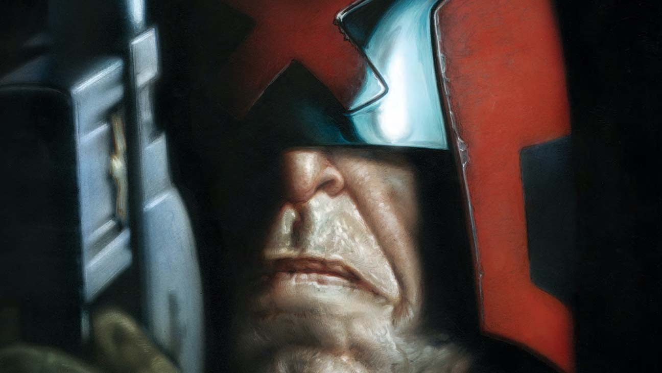 How 'Judge Dredd Megazine' Is Celebrating 30th Birthday
