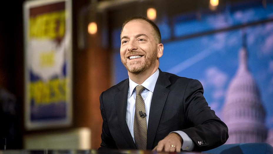 Meet the Press - Moderator Chuck Todd