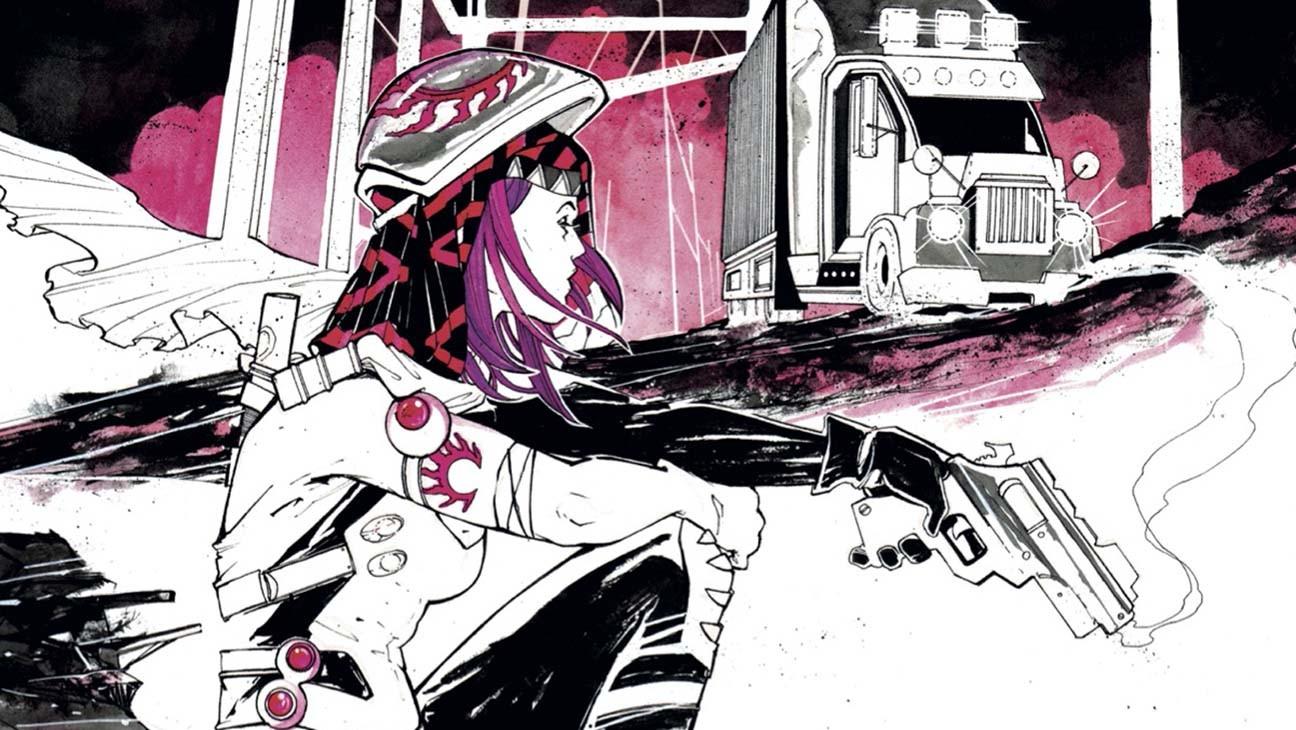 Comic Book Writer Scott Snyder's 'Nocterra' Debuts Exclusive Print