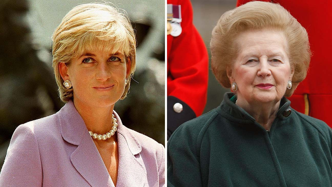 Netflix Releases First Look at 'The Crown's' Princess Diana, Margaret Thatcher
