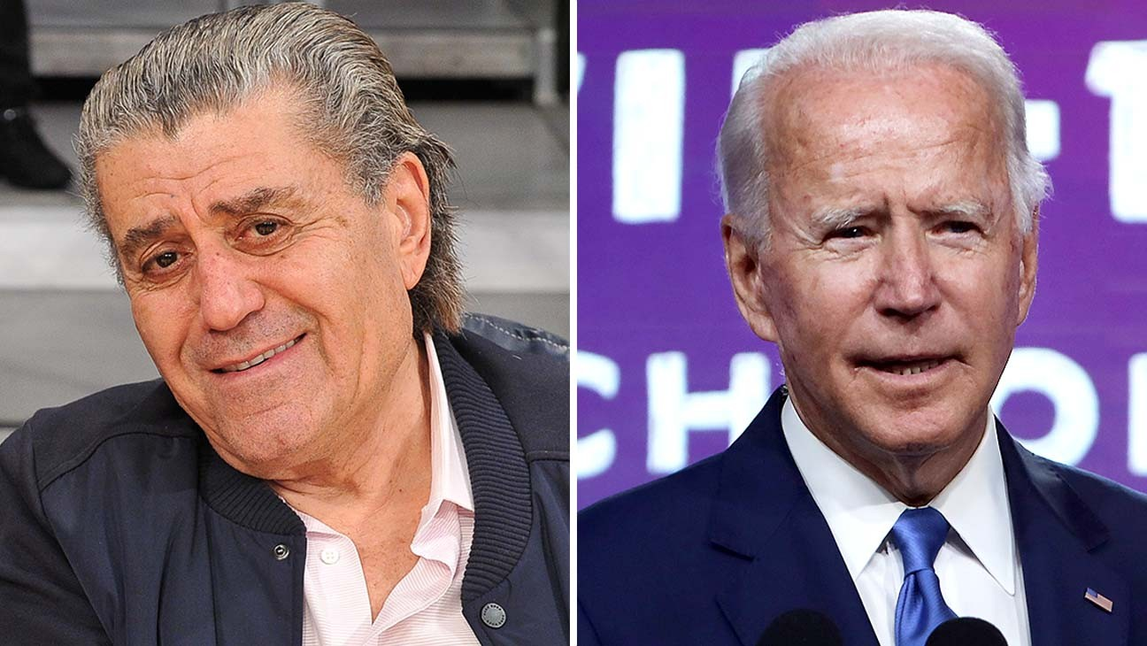 Haim Saban to Enter 2020 Fray With Biden Fundraiser
