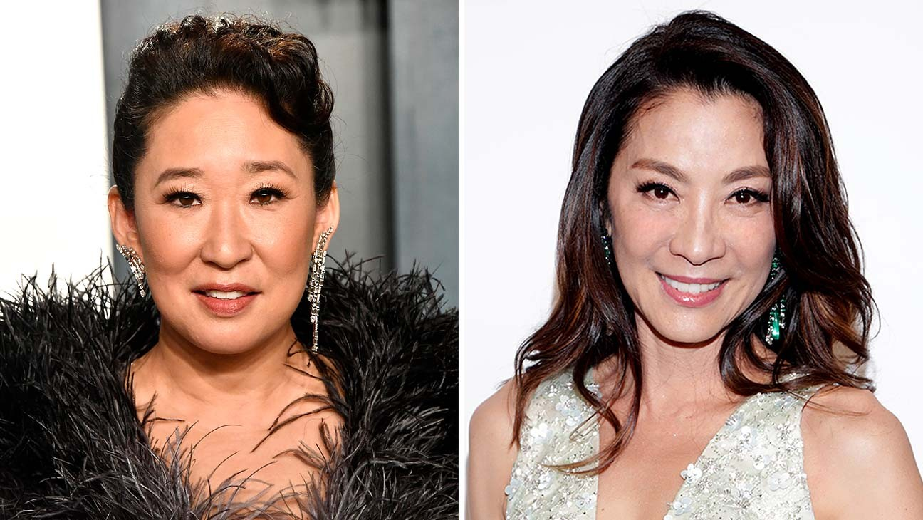 Sandra Oh, Michelle Yeoh Join Henry Golding in 'Tiger's Apprentice' (Exclusive)