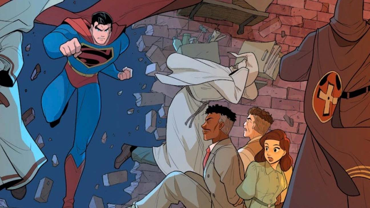 1940s 'Superman' Radio Show Revived for DC FanDome