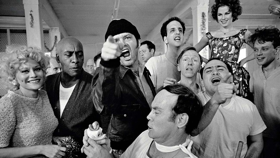 The-Mary-Ellen-Mark-Foundation Photo of One Flew Over the Cuckoo's Nest