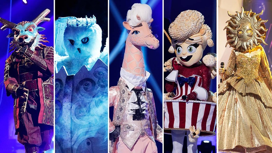 The Masked Singer How The Fox Hit Adapted To Return During The Pandemic Hollywood Reporter
