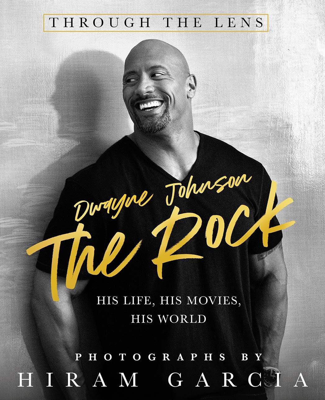 Dwayne Johnson Buchcover