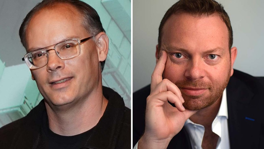Tim Sweeney and Dylan Collins