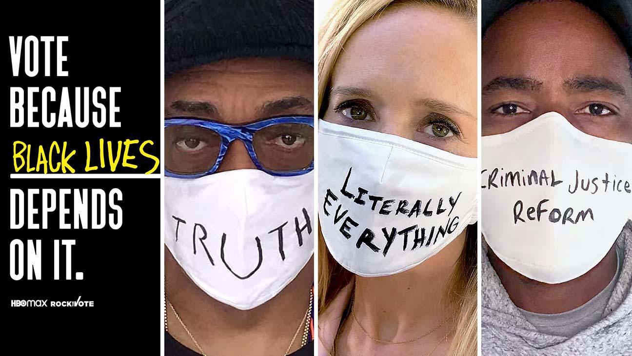 "Spike Lee, Samantha Bee, Jay Ellis Encourage Americans to ""#VoteBecause"" in PSA"