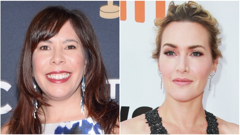 Tracey Deer and Kate Winslet