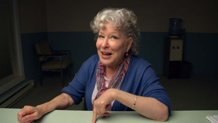 Bette Midler in 'Coastal Elites'