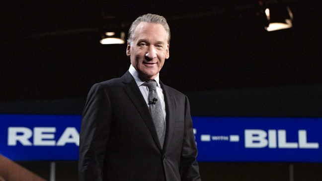 'Real Time With Bill Maher' Renewed Through 2022 at HBO