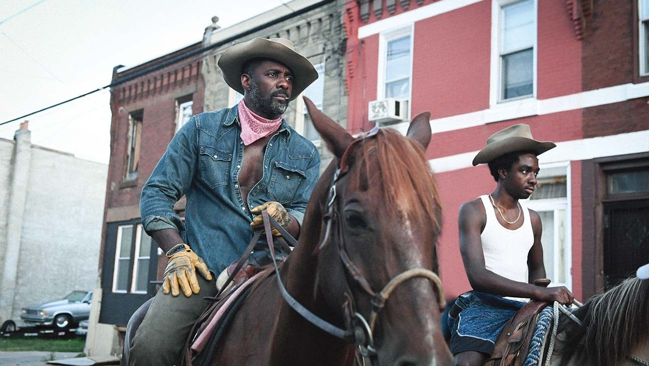 Toronto: Idris Elba Talks Overcoming Horse Allergy for 'Concrete Cowboy' Drama