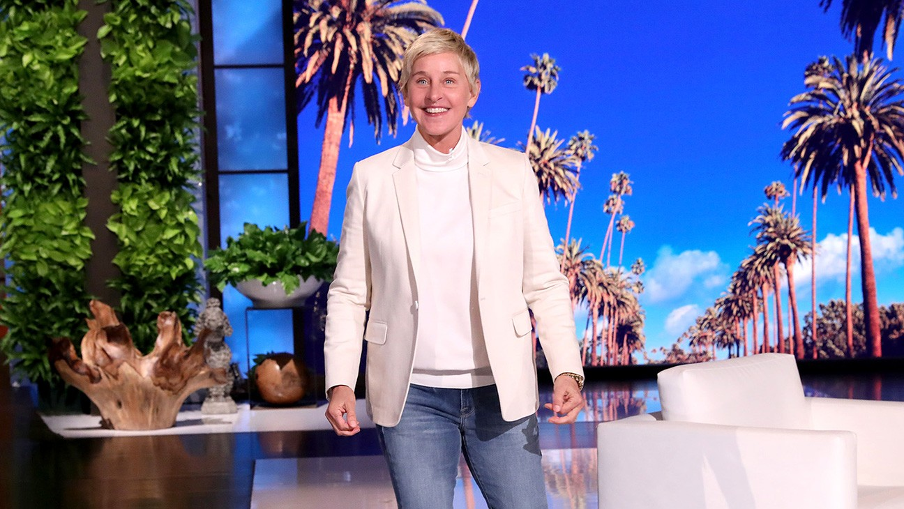 """Ellen DeGeneres Says She's Now """"100 Percent"""" After COVID-19 Battle With """"Excruciating"""" Back Pain"""