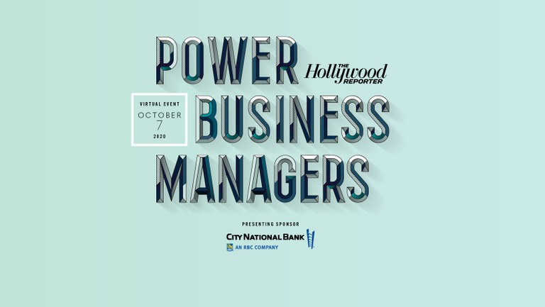 The Hollywood Reporter's 2020 Power Business Managers Event