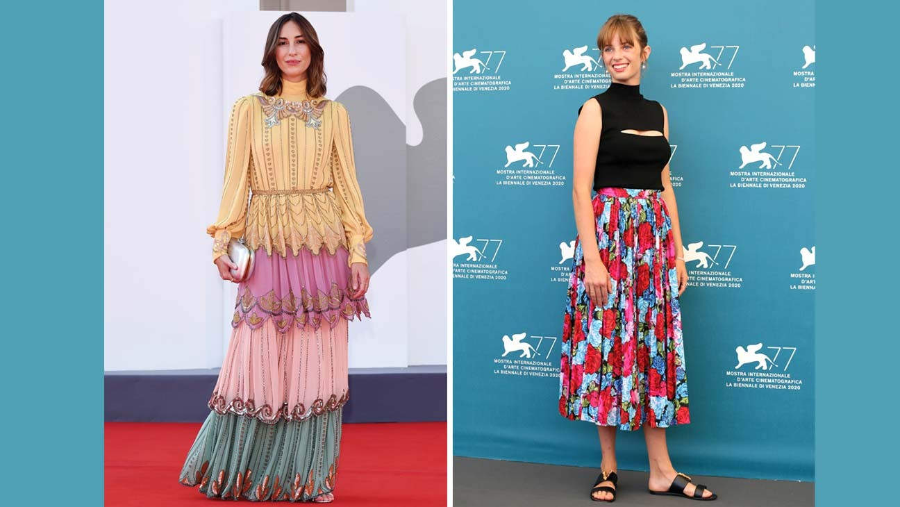 Cate Blanchett and Tilda Swinton Donating Fall Film Festival Outfits for Charity
