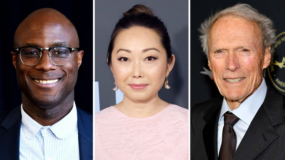 Director Barry Jenkins-Lulu Wang- Clint Eastwood