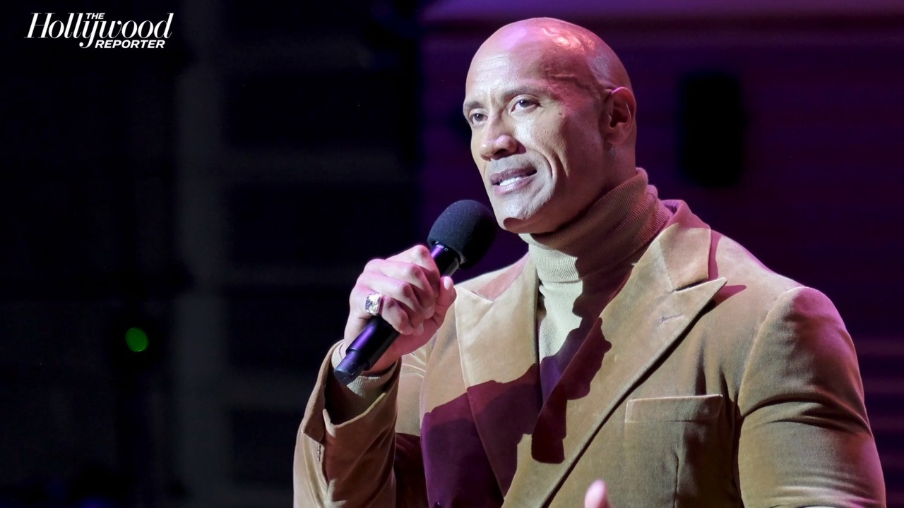 Dwayne Johnson Tests Positive for COVID-19 Along With Wife, Daughters
