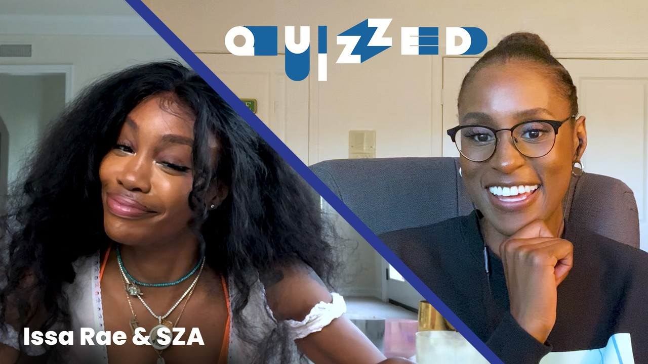 'Insecure' Fan SZA Gets 'Quizzed' by Issa Rae