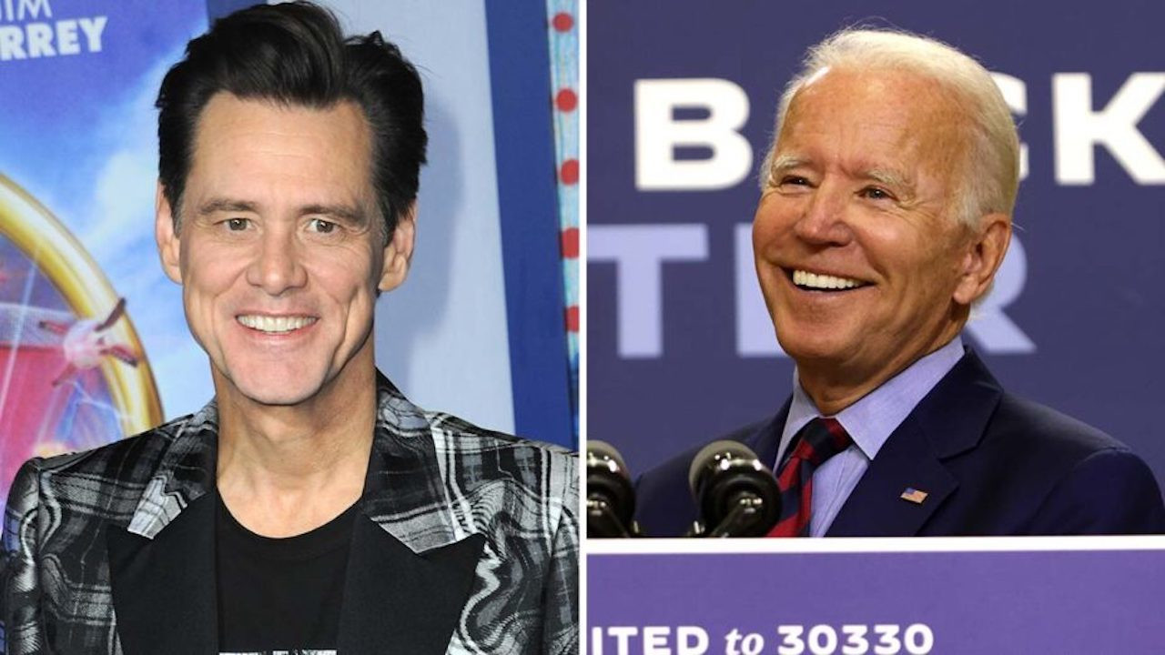 Jim Carey Set to Play Joe Biden on 'SNL,' Kanye West Urinates on Grammy Trophy & More News | THR News