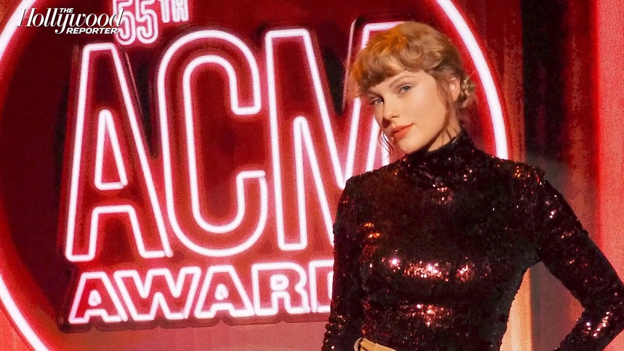 Taylor Swift Performs 'Betty' at ACM Awards | THR News