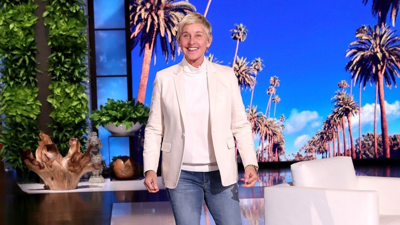 "Ellen DeGeneres Addresses Toxic Workplace Reports in Talk Show Return: ""Things Happened Here That Never Should Have"""