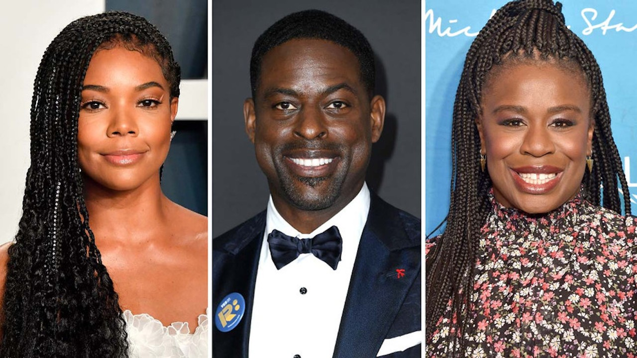 Gabrielle Union to Host All Black 'Friends' Cast Reading With Sterling K. Brown, Uzo Aduba and More