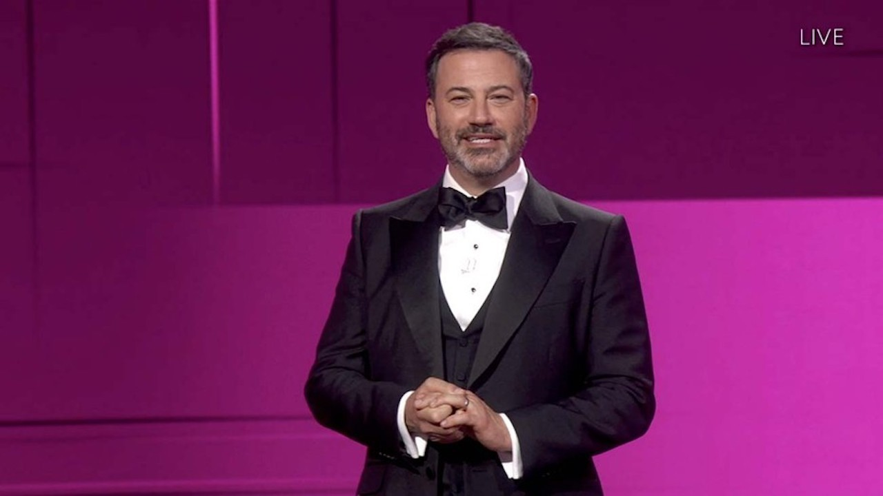 Jimmy Kimmel on Low Emmys 2020 Ratings | THR News