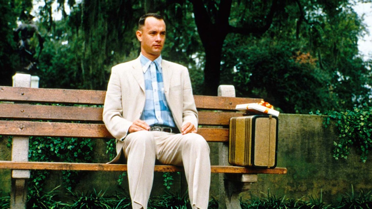Tom Hanks on Paying for Portions of 'Forrest Gump' Production | THR News