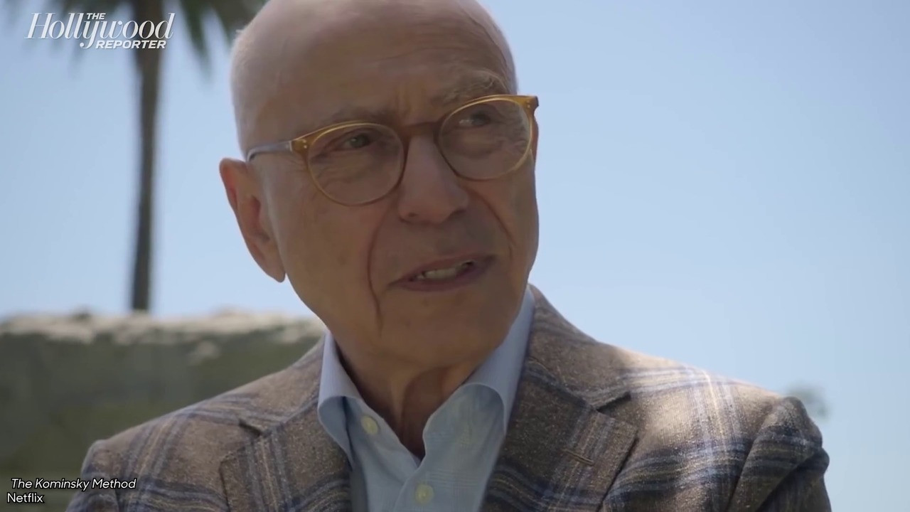 Alan Arkin Set Not to Return for Final Season of 'The Kominsky Method' | THR News